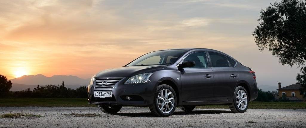 Обзор Nissan Sentra 2015