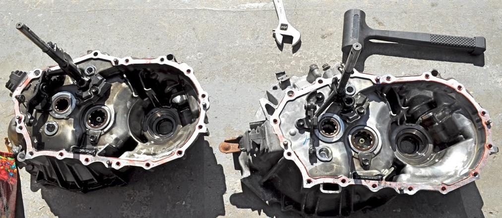 Toyota: когда нужен ремонт механической коробки передач