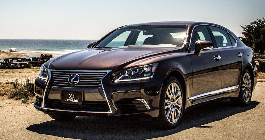 Lexus LS – шагая в ногу со временем