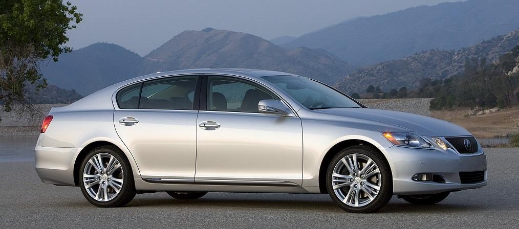 Седан Lexus GS 450h – устраняя недоработки и продвигаясь вперед