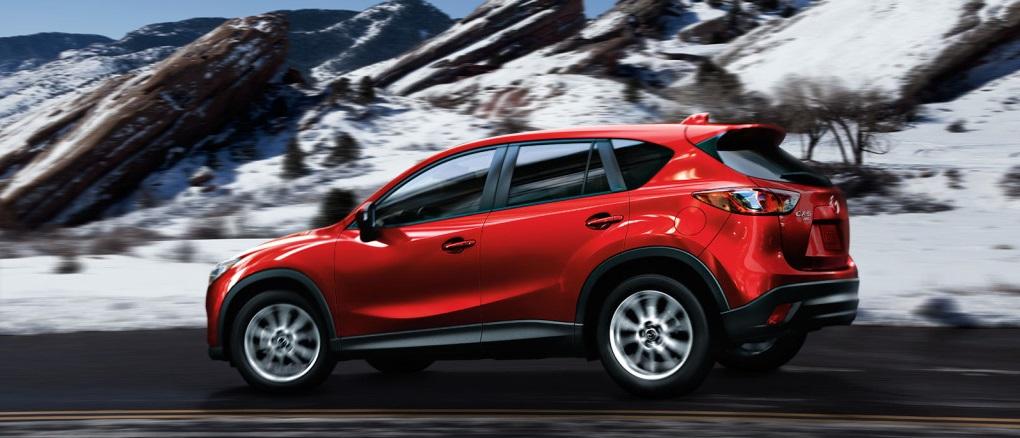Mazda CX-5 - обновление 2015 года