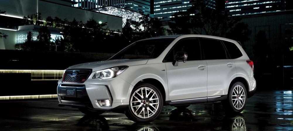 Subaru анонсировала обновленную «европейскую» версию Forester