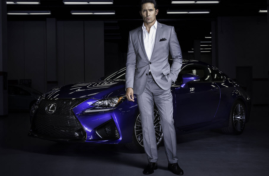 Lexus представил инновационное водительское сиденье V-LCRO