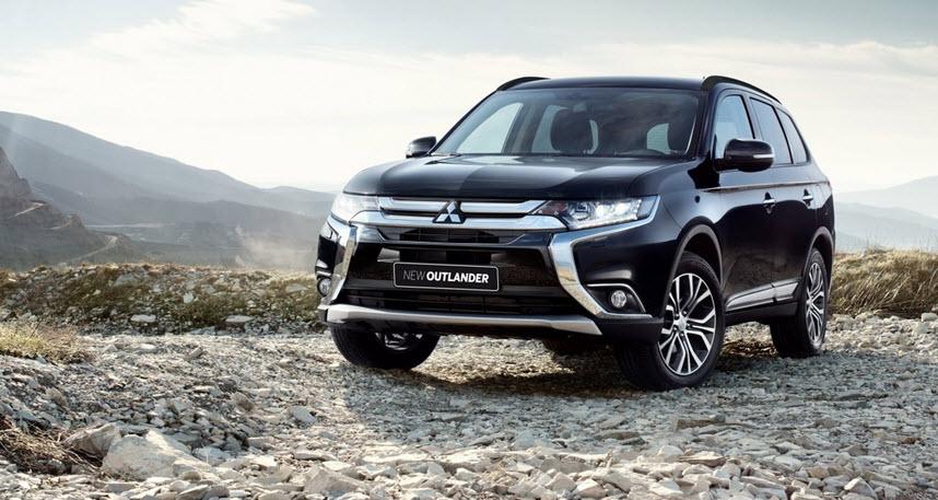 Обзор Mitsubishi Outlander нового поколения