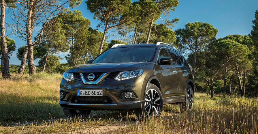 Nissan X-Trail 2016