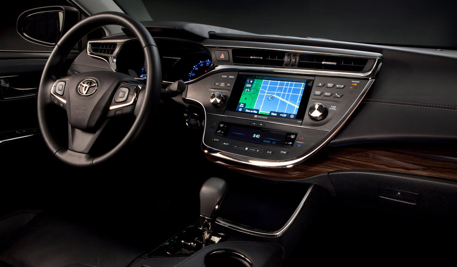 salon toyota highlander 2016