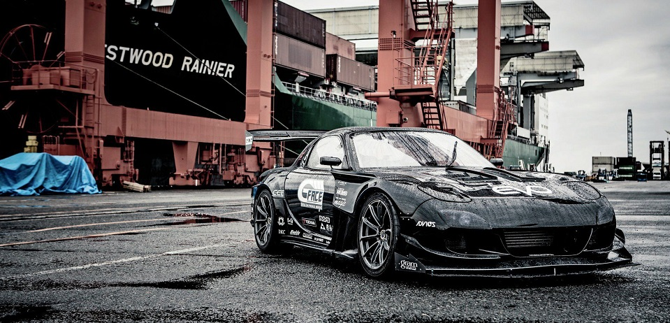 Тюнинг RX-7 Body Kits: драйв и стиль