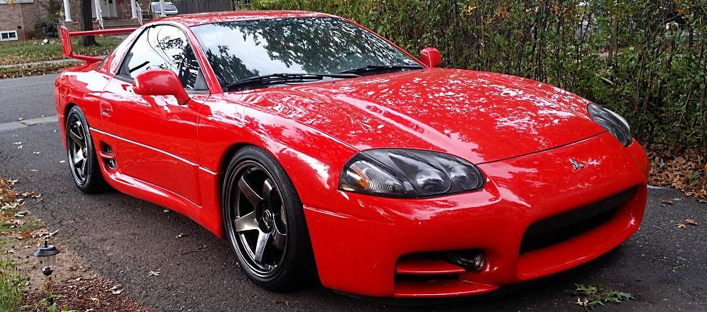 Тюнинг 3000-GT - стиль и качество