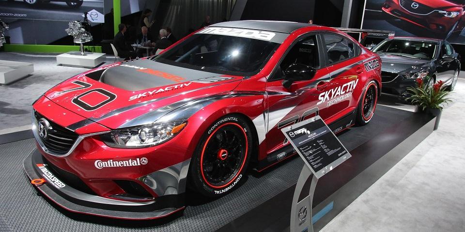Mazda собирается возвращать дизельные гоночные авто на Индианаполисе Пятьсот миль. Встречаем Мазду 6 SKYACTIV-D