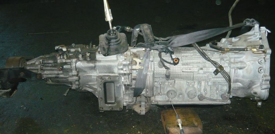 Ремонтируем АКПП Mitsubishi