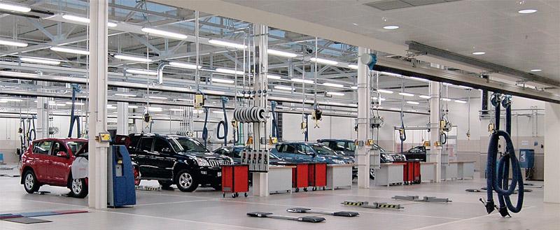 Апрельские продажи концерна Тойота в РФ выросли на 15% по сравнению с прошлогодним периодом