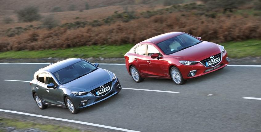 Mazda 3 получила новый дизельный двигатель