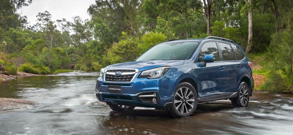 Компания Subaru начинает продажи нового Forester 2016 года.