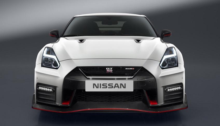 Nissan обновил GTR Nismo