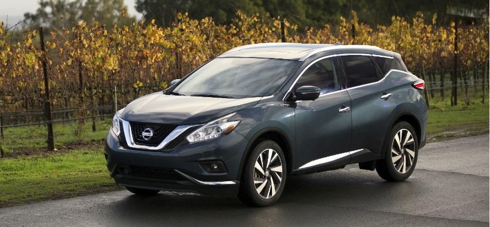 Производство нового Nissan Murano в России стартует в июне