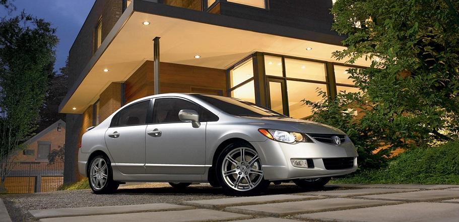Автомобили «business» класса: Acura CSX