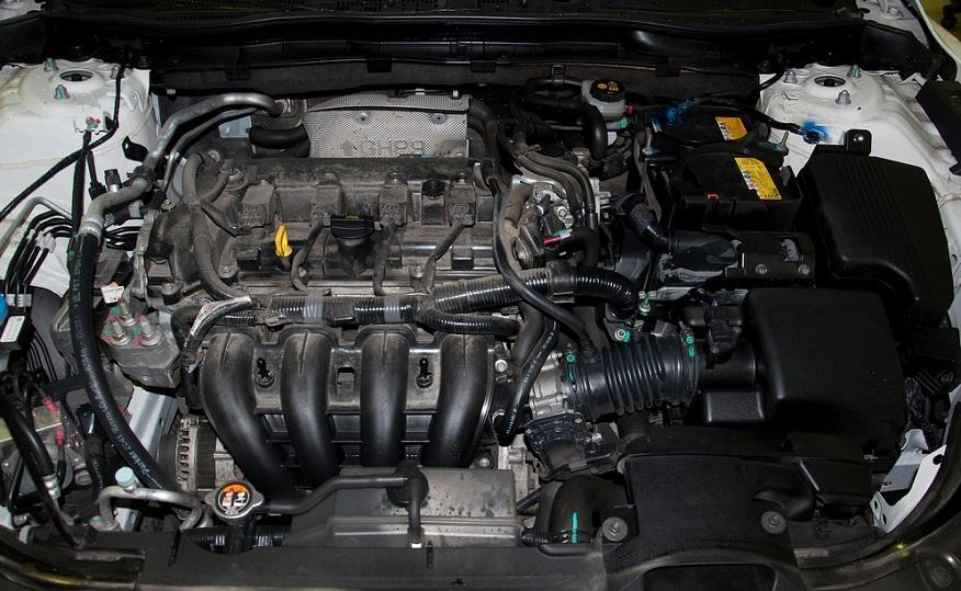 Mazda 6 двигатель