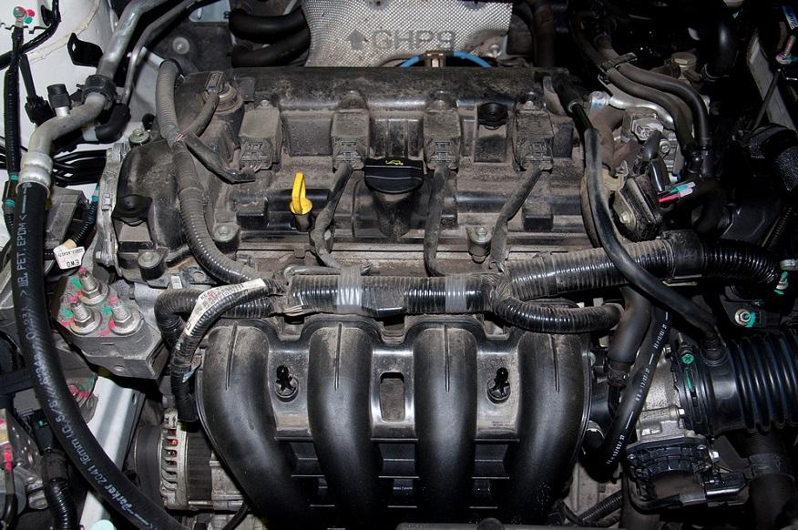 Mazda 6 замена сервисных ремней
