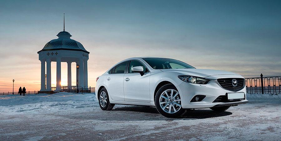 Ремонт и обслуживание Mazda 6