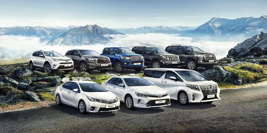 Toyota опубликовала отчет по российским продажам за первое полугодие 2016 года