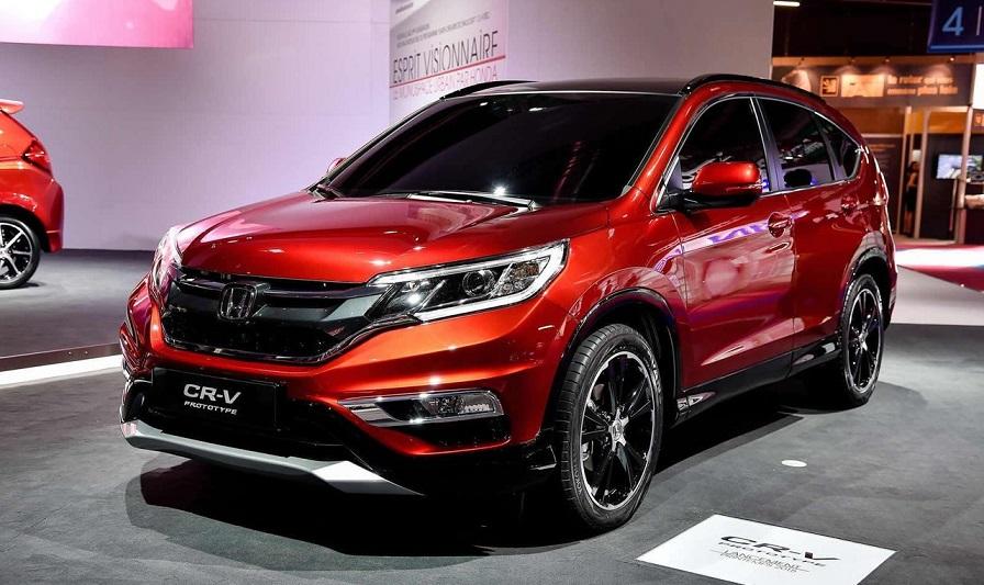 Новое поколение Honda CR-V может получить семиместную версию