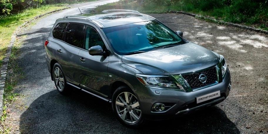 Nissan оффициально представил обновленную версию  Pathifinder