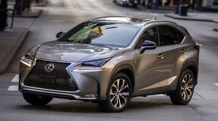 Тест-драйв Lexus NX