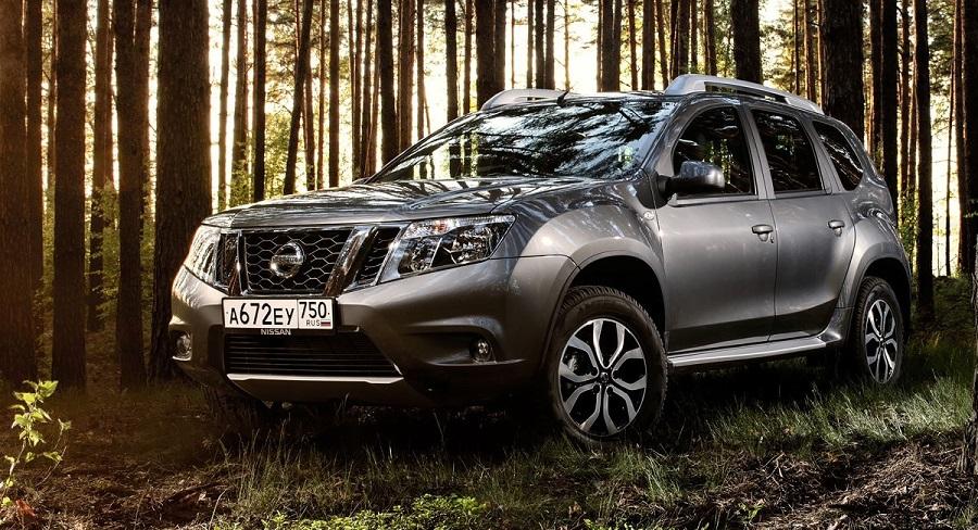 Обновленный Nissan Terrano 2016 года