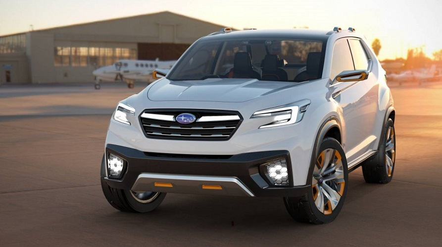 Через  5 лет Subaru планирует создать полностью электрический кроссовер