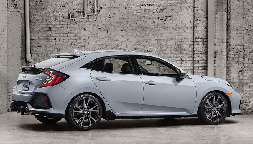 honda civic 2017-2018