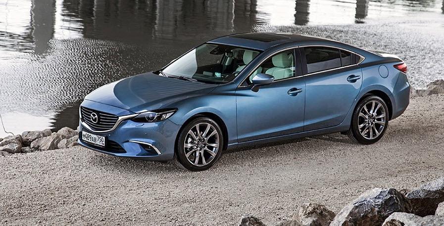 Тест-драйв Mazda 6 2.0 (150 hp)