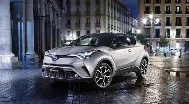 Компания Toyota развернула новое производство кроссовера