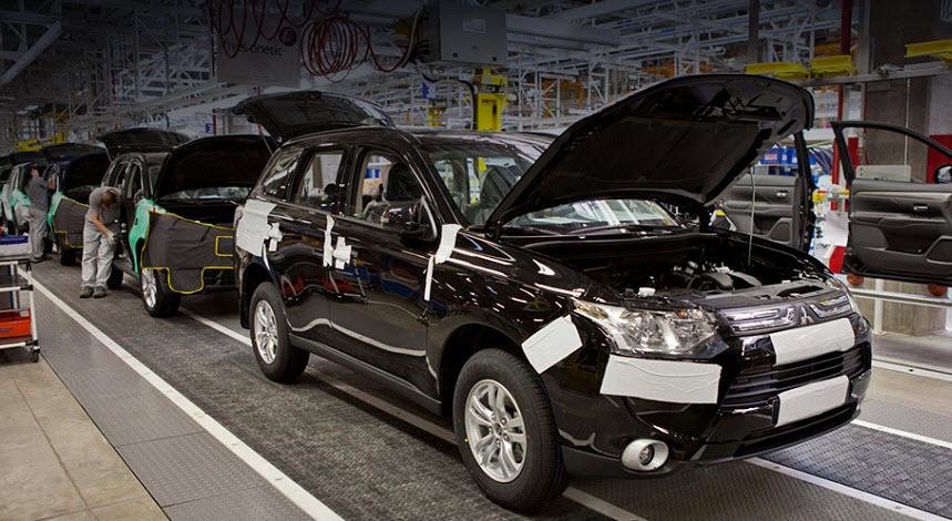 Локализация производства в России от компании Mitsubishi