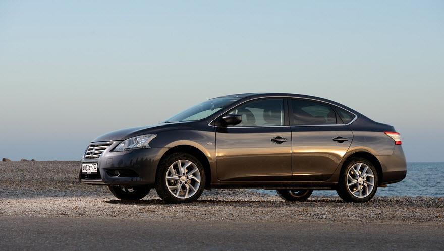 Обзор Nissan Sentra в формате тест-драйв