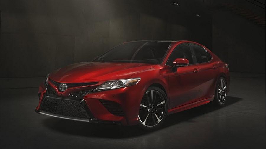 Новая Toyota Camry 2017: доступная роскошь