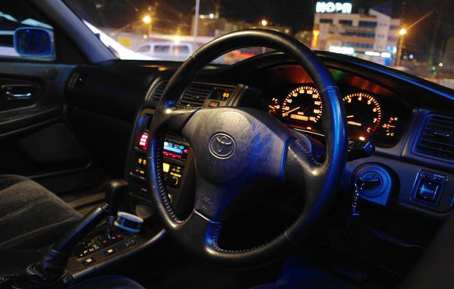 Mark II - самый продаваемый автомобиль на Дальнем Востоке в 2016 году