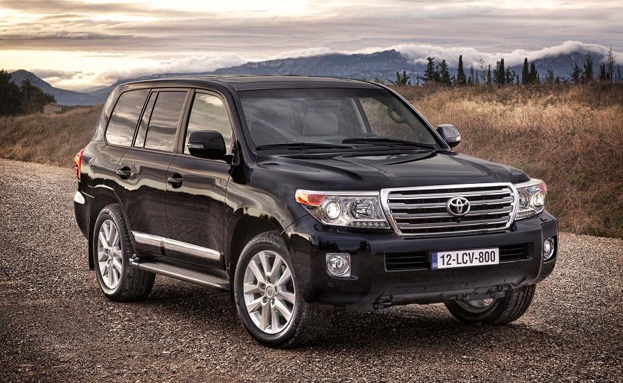 Как рождалась легенда: История Toyota Land Cruiser