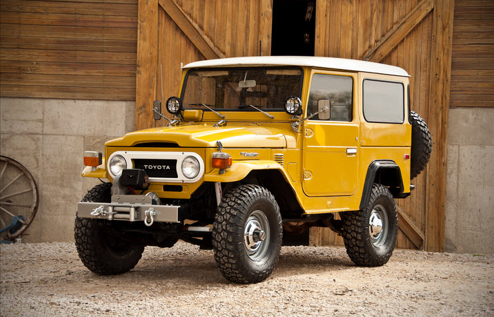 land cruiser fj40