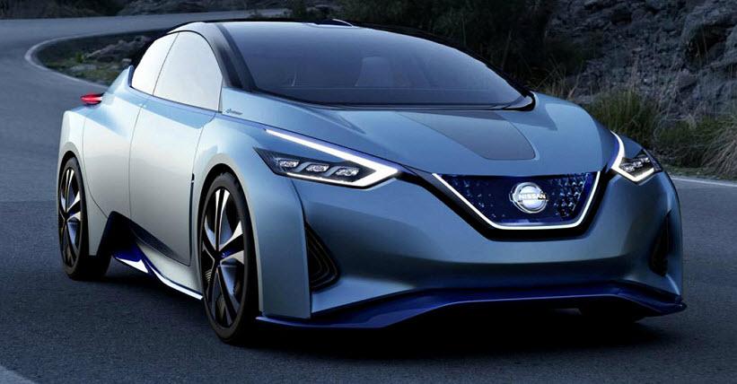 Nissan Leaf 2: последние новости