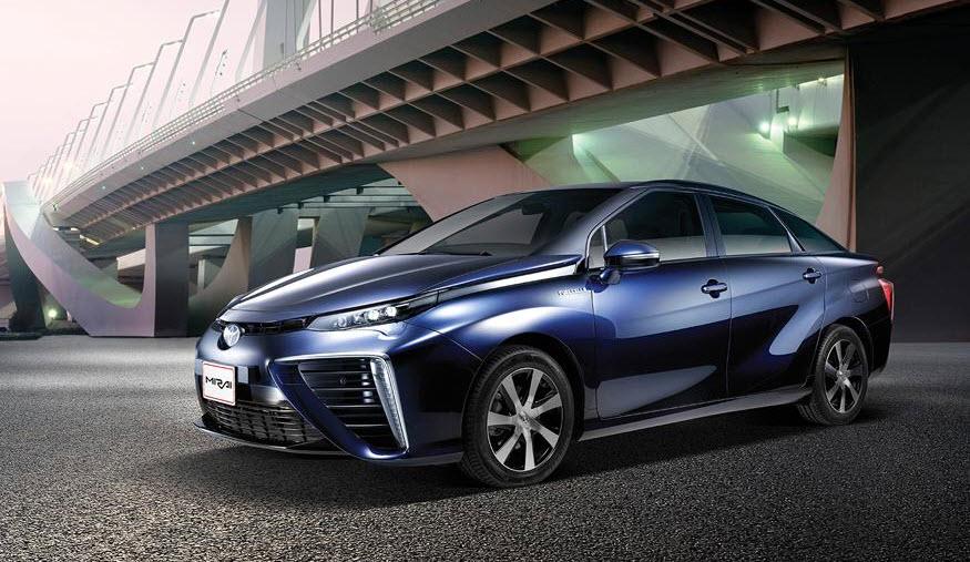 Совет по водородным технологиям был возглавлен компанией Тойота