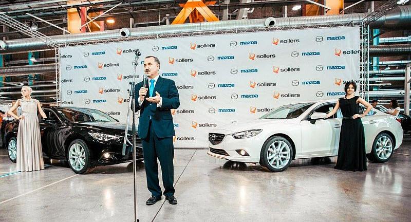 Сборка новой Mazda CX-5 будет проводиться в России