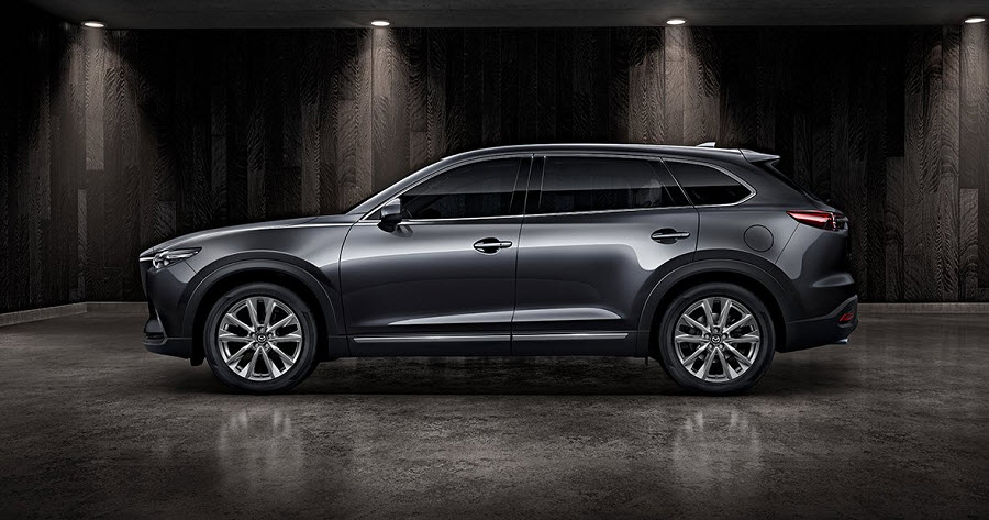 Завершен процесс сертификации Mazda CX-9 для рынка РФ