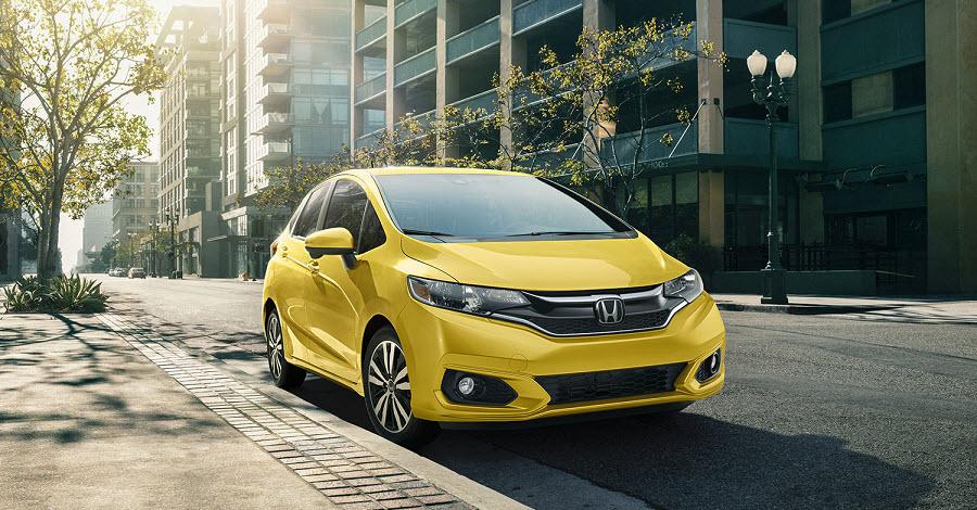 В Японии стартовали продажи обновленного Honda Fit