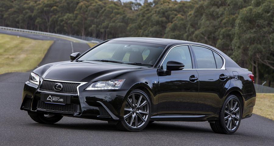 Обзор: Lexus GS 350 и GS 450h