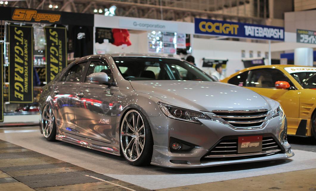 Toyota Mark X описание