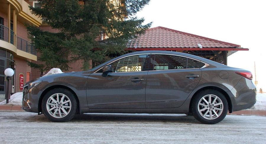 Обзор бестселлера авторынка Mazda 6