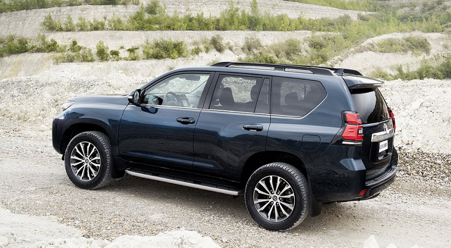 новый land cruiser prado 2018-2019