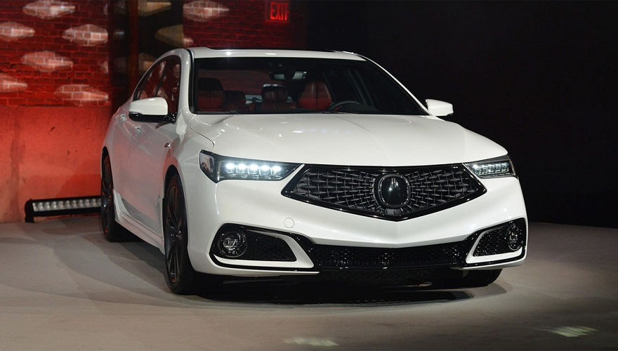 acura tlx 2018 a-spec